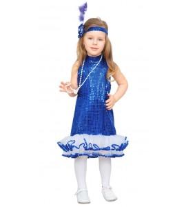 Ретро карнавальный костюм детский