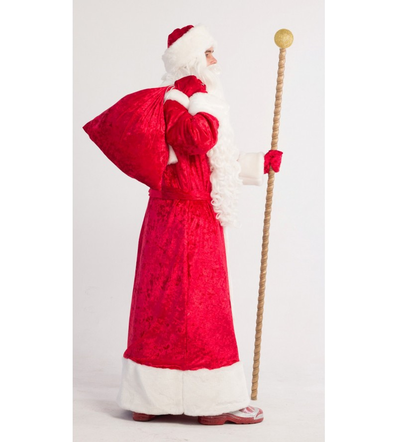 STAFF OF SANTA CLAUS GOLD 2 PARTS